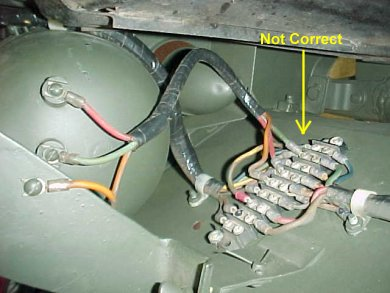 G503 WWII 1943 Ford GPW Jeep Re-Wire Wiring how to steps for your WWII JeepG503 WWII 1943 Ford GPW Military Jeep