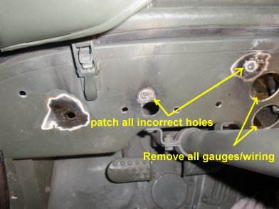 G503 WWII 1943 Willys MB Jeep Re-Wire or Wiring up your Jeep   Speedo Gauge Wiring Diagram Willys Jeep      G503 WWII 1943 Willys MB Military Jeep